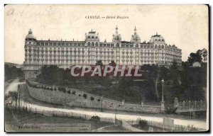 Postcard Old Cimiez Hotel Regina
