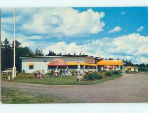 Unused Pre-1980 EL BELGRANO LODGE MOTEL St. Saint John New Brunswick NB o0476