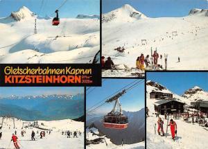 Gletscherbahnen Kaprun Kitzsteinhorn Gletscherbahn Alpincenter Kitzsteinhorn