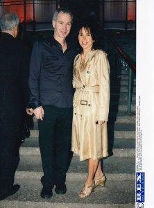 John McEnroe Patty Smyth New York Film Festival 2004 Tennis Press Photo