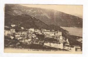 Vue Generale, Cargèse (Corse-du-Sud), France, PU-1927
