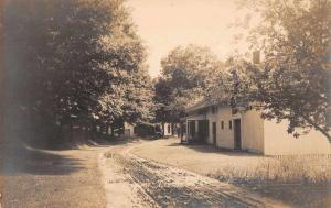 Tyson Vermont Cottages Real Photo Vintage Postcard JB627221