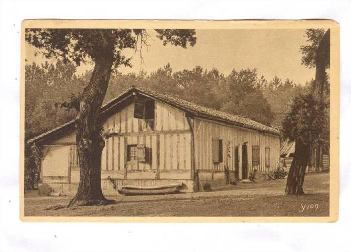 Type De Maison Landaise, Les Landes De Gascogne, La Douce France, 1900-1910s