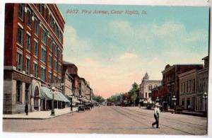 1st Ave. Cedar Rapids IA