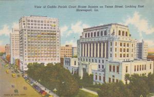 Court House , SHREVEPORT , Louisiana , 30-40s