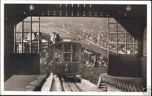 germany, HEIDELBERG, Bergbahn Königstuhl, Funicular 40s