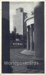 Montevideo Uruguay, South America Detalle de La Plaza Indpendencia Montevideo...