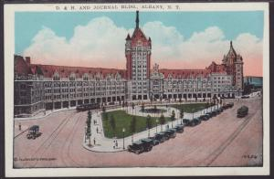 D & H and Journal Building,Albany,NY