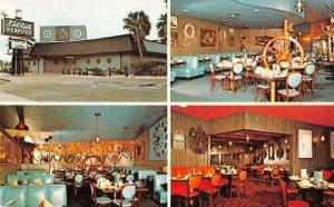 Miami Beach Florida Kelly's Seafood House Vintage Postcard AA41613