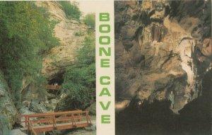 ROCHEPORT , Missouri , 1950-60s ; Boone Cave
