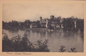 Castello Mediovale, TORINO (Piedmont), Italy, 1910-1920s