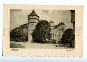 130342 Germany STUTTGART Altes Schloss Old Castle Vintage PC