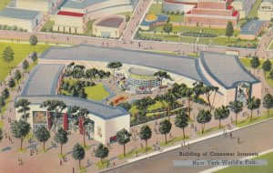 NEW YORK, 1930-40s; World's Fair, Building of Consumer Interests