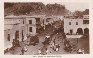 RP: The Crater Bazaar ADEN , Yeman , 00-10s