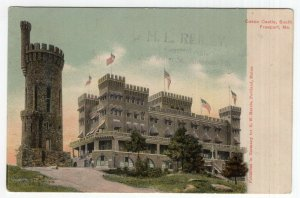 South Freeport, Me, Casco Castle