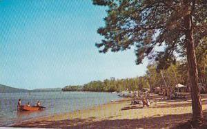 Westward Shores Camping Area, West Ossipee, New Hampshire, 40-60s