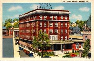 Virginia Bristol Hotel Bristol 1943