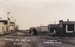 RP: RP: Imperial Avenue , East End , WILKIE , Saskatchewan , Canada , PU-1912
