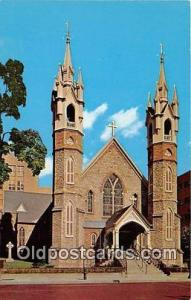 Churches Vintage Postcard Grand Rapids, Michigan, USA Vintage Postcard St Mar...