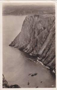 RP: Ocean Liner , Hornviken - Nordkap, Norway, PU-1935