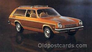 1977 Chevrolet Vega Estate Wagon Auto, Automobile, Car, Postcard Post Card  1...