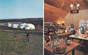 Campground and Gift Center, Bridgeview Campgrounds, Hartland, New Brunswick, ...