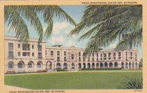 Panama Colon Hotel Washington