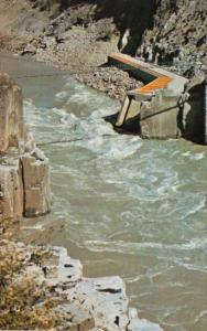 Canada Hell's Gate Fishway Fraser Canyon British Columbia