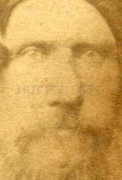 3110124 Grigori Yefimovich RASPUTIN Vintage RARE VISIT PORTRAIT