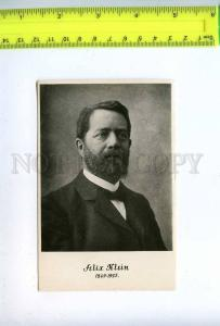 198513 Felix KLEIN German mathematician Vintage Photo 1934