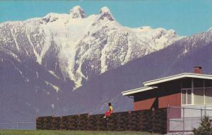 The Lions, Vancouver, British Columbia, Canada, 40-60s