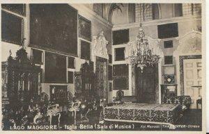 Italy Postcard - Lago Maggiore - Isola Bella - [Sala Di Musica] - Ref 19669A