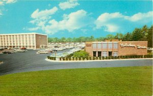 Postcard Holiday Inn, Dearborn, MI