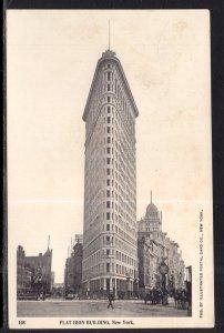 Flat Iron Building,New York,NY