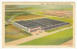 Glenn Martin Bomber Plant,Fort Crook,NE / Nebraska  1943