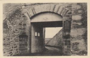 PRESCOTT , Ontario , Canada, 1930s ; Gates of Fort Wellington