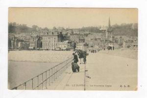 La Nouvelle Digue, Le Havre (Seine-Maritime), France, 1900-10s
