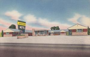 ERLANGER, Kentucky, 1930-1940's; Kenton Manor Motel, U.S. Highway 25 and 42