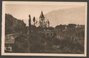 France Postcard 1920's Aix-les-Bains, Vue sur le Château de la Roche-sur-Roi 146
