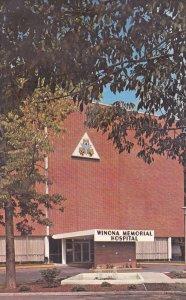INDIANAPOLIS, Indiana; Winona Memorial Hospital, 1940-60s