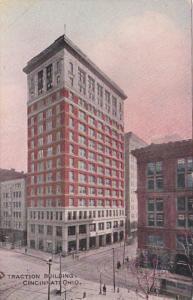 Ohio Cincinnati The Traction Building