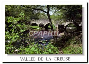 Modern Postcard Valley of the Creuse