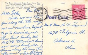 Kentucky USA 1952