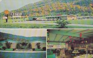 Quality Court Motel and Restaurant Jellico Tennessee