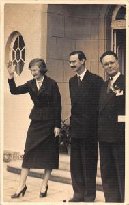 Prince Jean (grand-duc de Luxembourg) et Josephine Charlotte Princesse, Royal