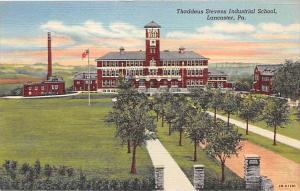 6574  PA Lancaster   Thaddeus Stevens Industrial School
