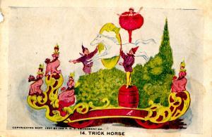 P.O.P. Amusement Co - Trick Horse