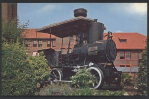 Oregon Pony Steam Union Depot Portland Pioneer Railroad Postcard