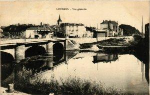 CPA Louhans Vue Generale FRANCE (952923)