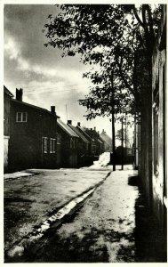 denmark, Faroe Islands, TORSHAVN, Tróndargøta, Street Scene (1950s) Postcard